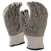 Перчатки хб с пвх 5 нитей